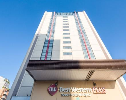 Looking for a 4-star hotel just outside Bologna? Book now at BW Plus Tower Hotel Bologna