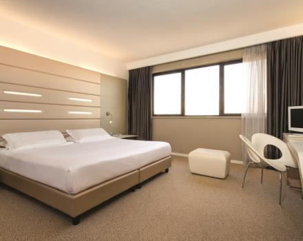 Double Standard Room - Tower Hotel Bologna