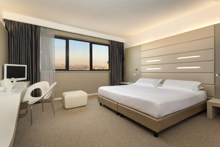 Deluxe Rooms - Best Western Plus Tower Hotel Bologna