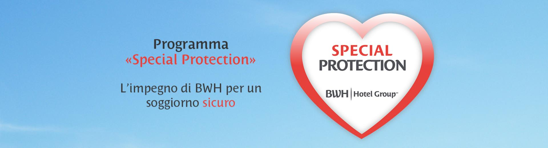 Special Protection - Tower Hotel Bologna