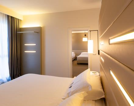 Standard Quadruple Room - Tower Hotel Bologna