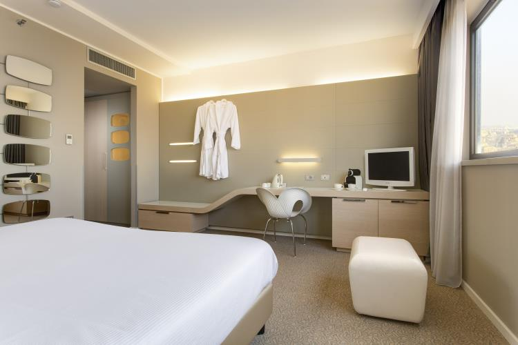 Chambres Deluxe Best Western Plus Tower Hotel Bologna
