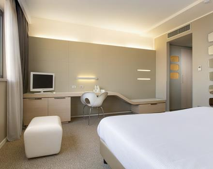 Looking for hospitality and top services for your stay in Bologna? Choose Best Western Plus Tower Hotel Bologna